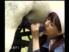 BFI - Horse Hunger - Andy private - bestialitysextaboo