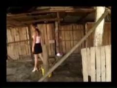 Fun In The Barn