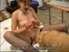 BFI - Adilia & Dog